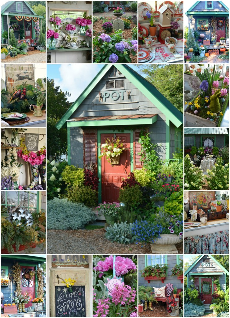 Potting Shed 2016 Year in Review
