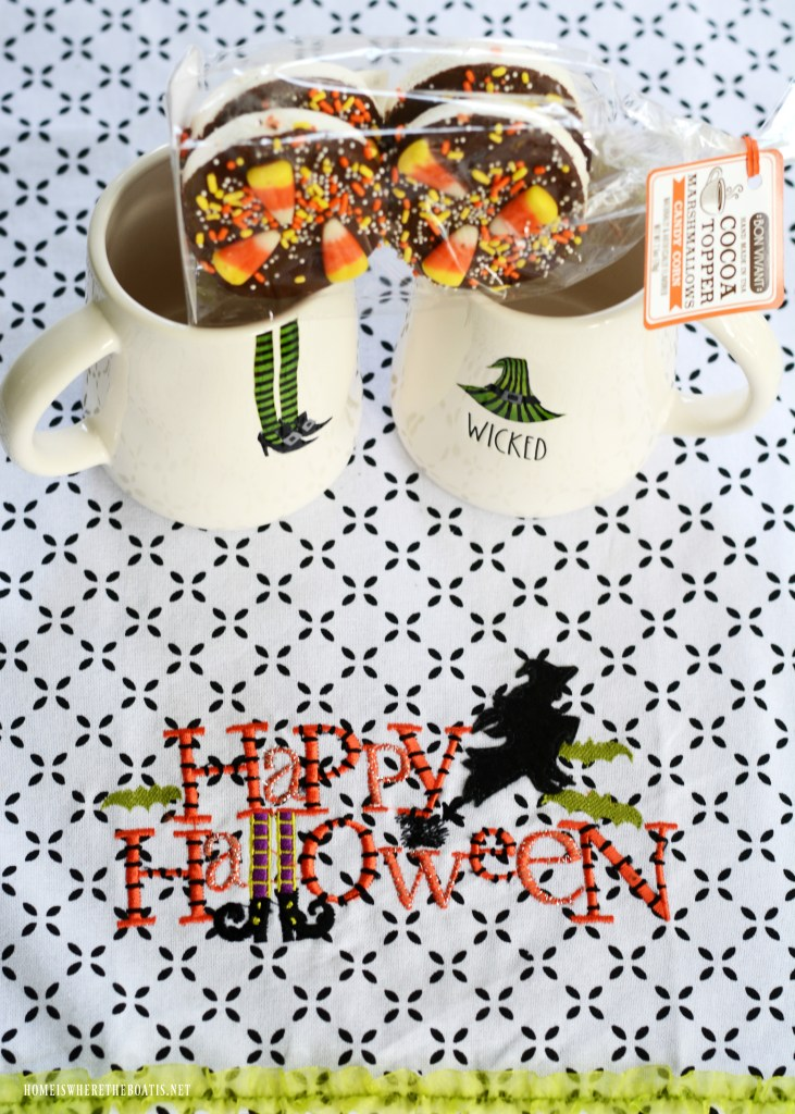 The Witching Hour 6th Annual Halloween Giveaway | ©homeiswheretheboatis.net #halloween
