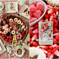 Be Mine Valentine's Day Dessert Board