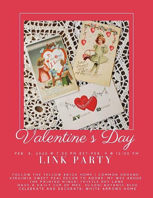 Valentine's Day Mixer Flyer