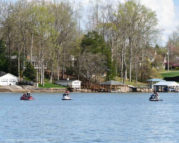 Weekend Waterview March Lake Norman | ©homeiswheretheboatis.net #LKN
