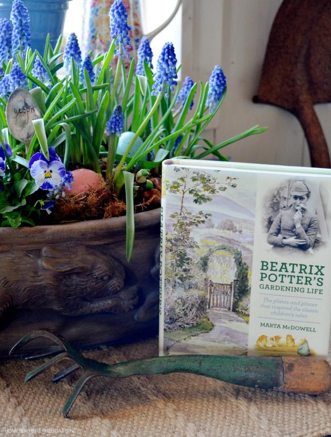 Beatrix Potter's Gardening Life | ©homeiswheretheboatis.net