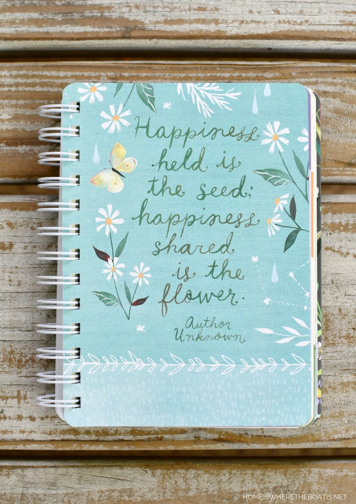 """Happiness held is the seed; happiness shared is the flower."""