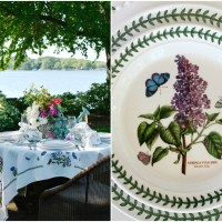 Lakeside Table + Botanic Garden Blooms