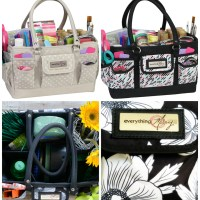 Everything Mary Craft Bag Organizer Tote + Giveaway