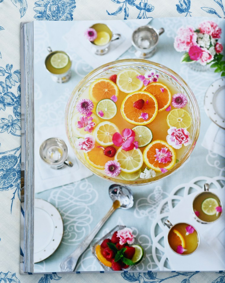 Perfect Party Punch from The Southern Entertainer's Cookbook