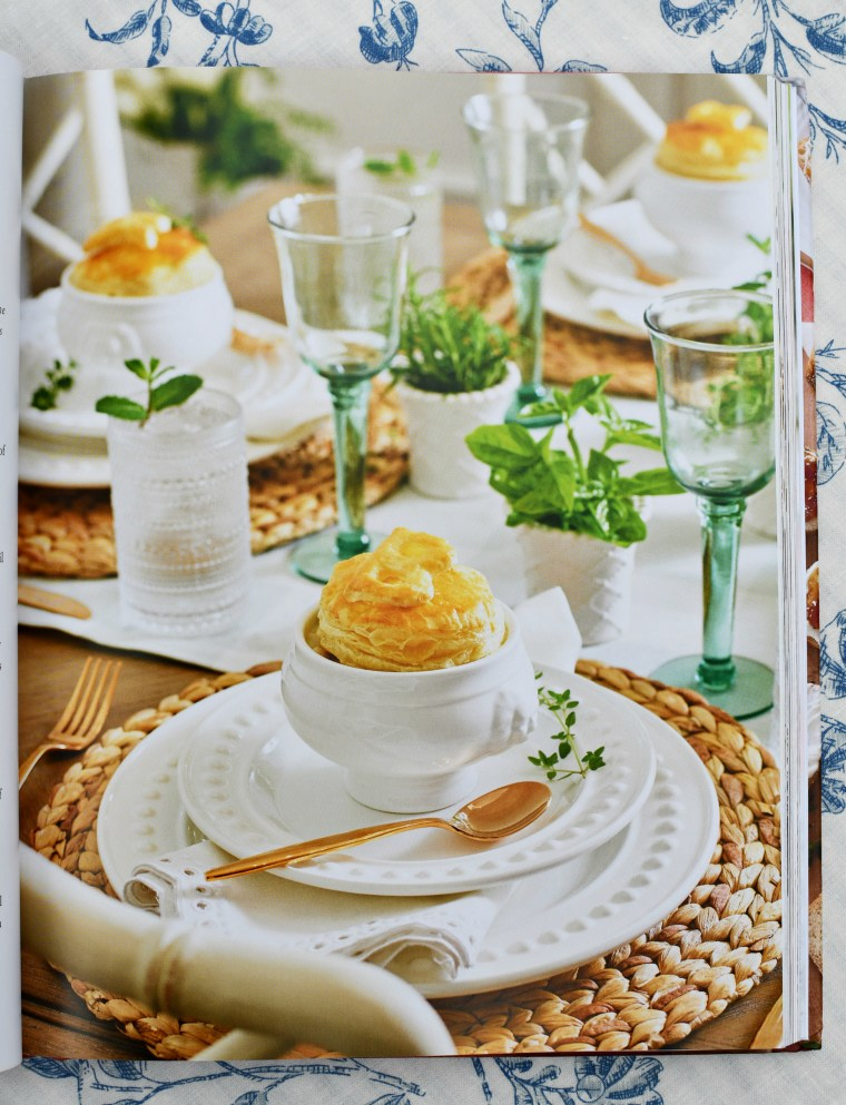 Cozy Chicken Pot Pie | The Southern Entertainer's Cookbook by Courtney Dial Whitmore