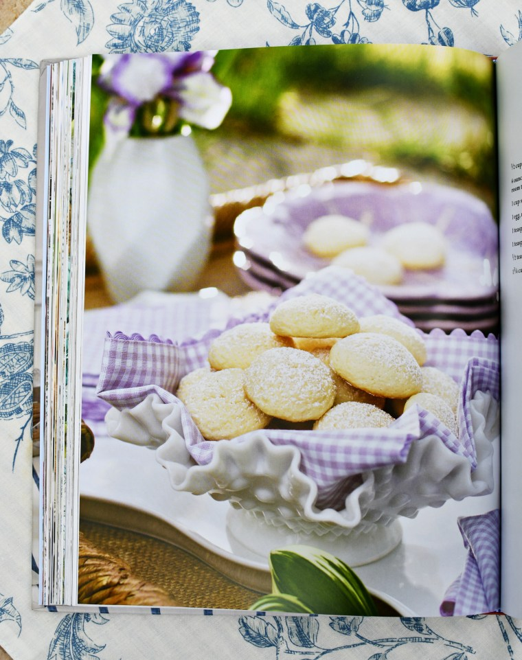 Cream Cheese Cookies from The Southern Entertainer's Cookbook