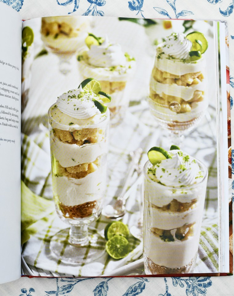 Entertaining tip to elevate your party dessert! The Southern Entertainer's Cookbook