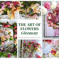 The Art of Flowers + Giveaway