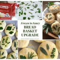 Upgrade Your Bread Basket: From Frozen to Fancy in 30 Minutes
