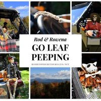 The Skeleton Crew Visits the Mountains for Some Fall Leaf Peeping Fun