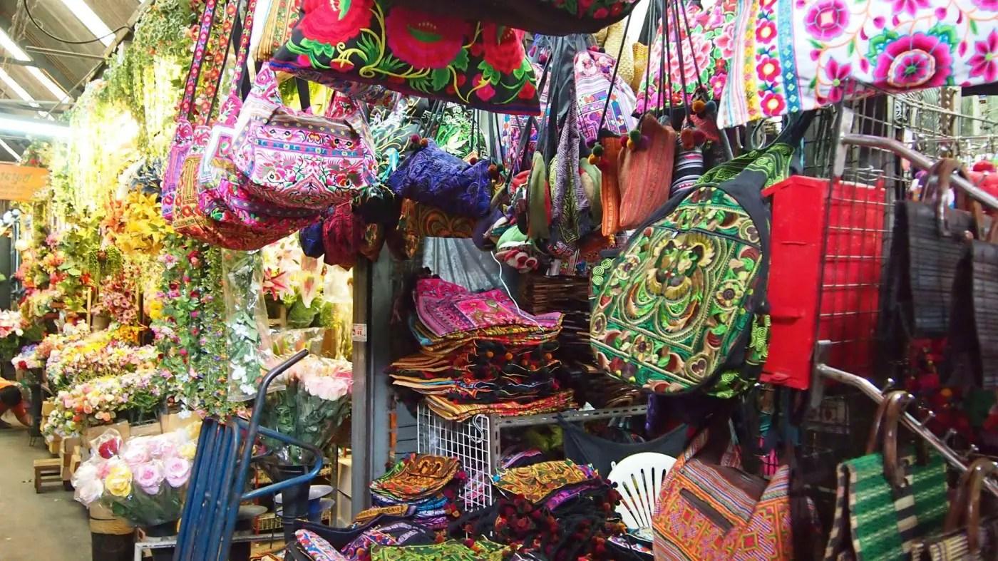 Chatuchak Market, Bangkok, Thailand