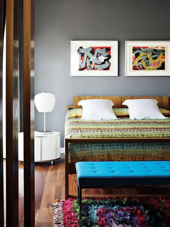 Bedroom Redesign…Manly vs. Girlie : HomeJelly on Modern Boho Bedroom  id=88053