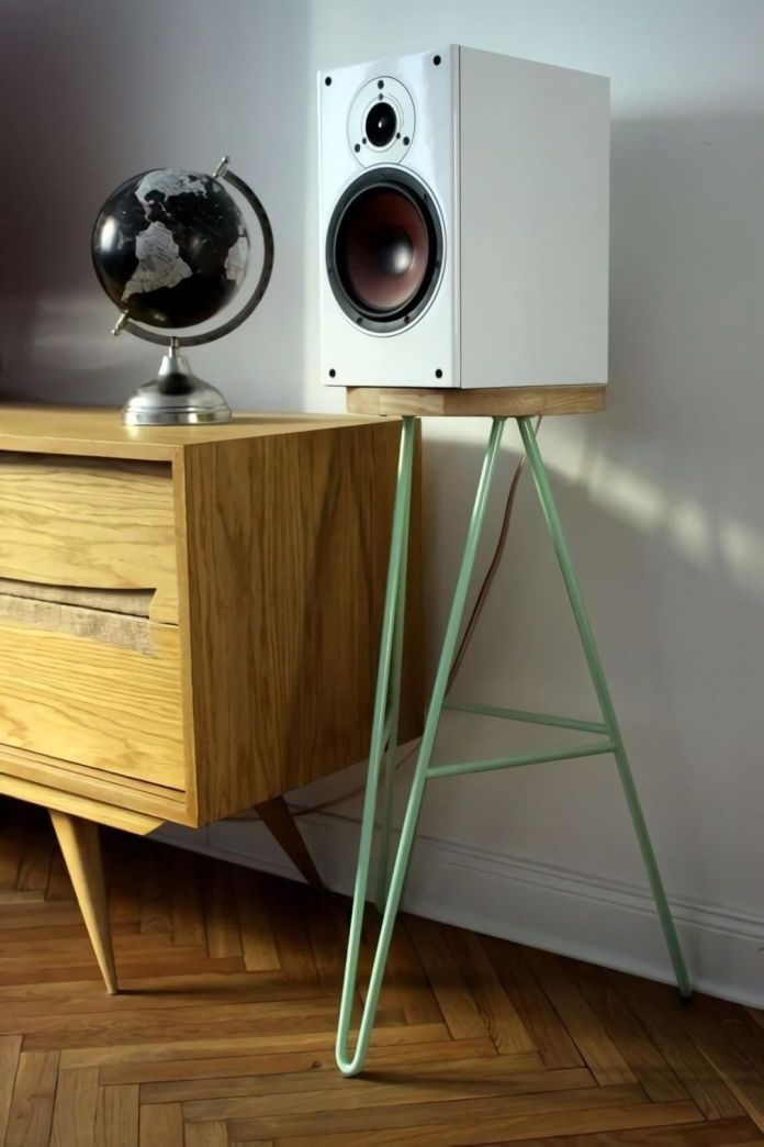 11 Diy Speaker Stand Ideas For A Perfect Sound Experience