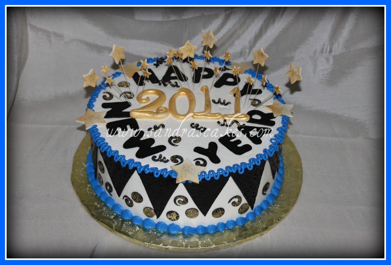 New Year S Cakes