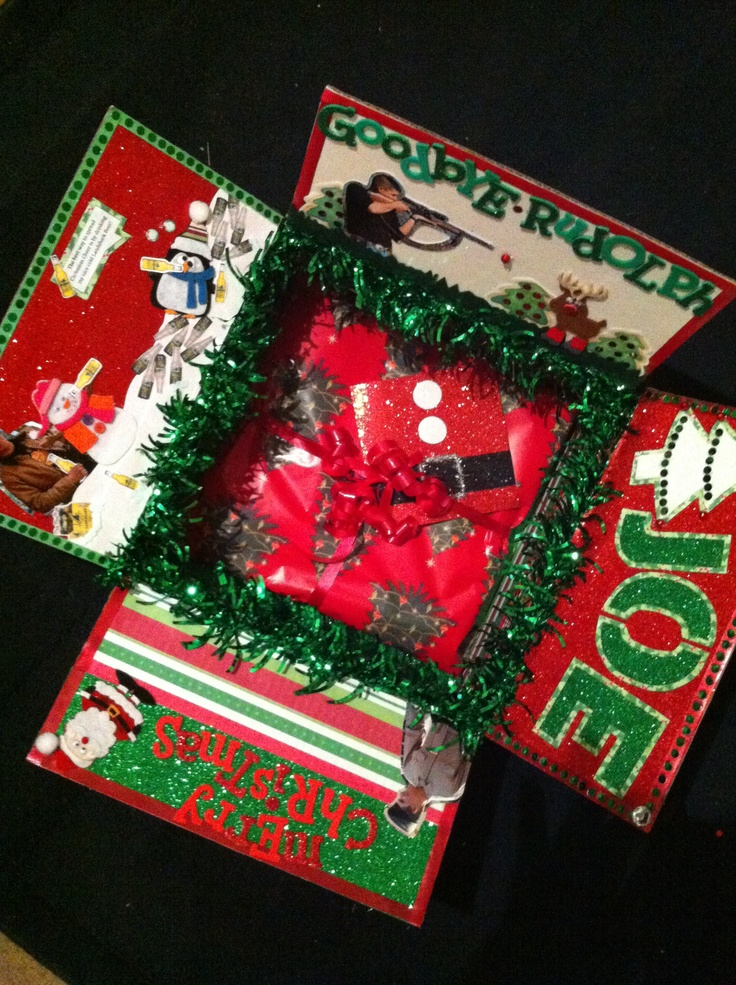 Cute And Easy Homemade Christmas Cards