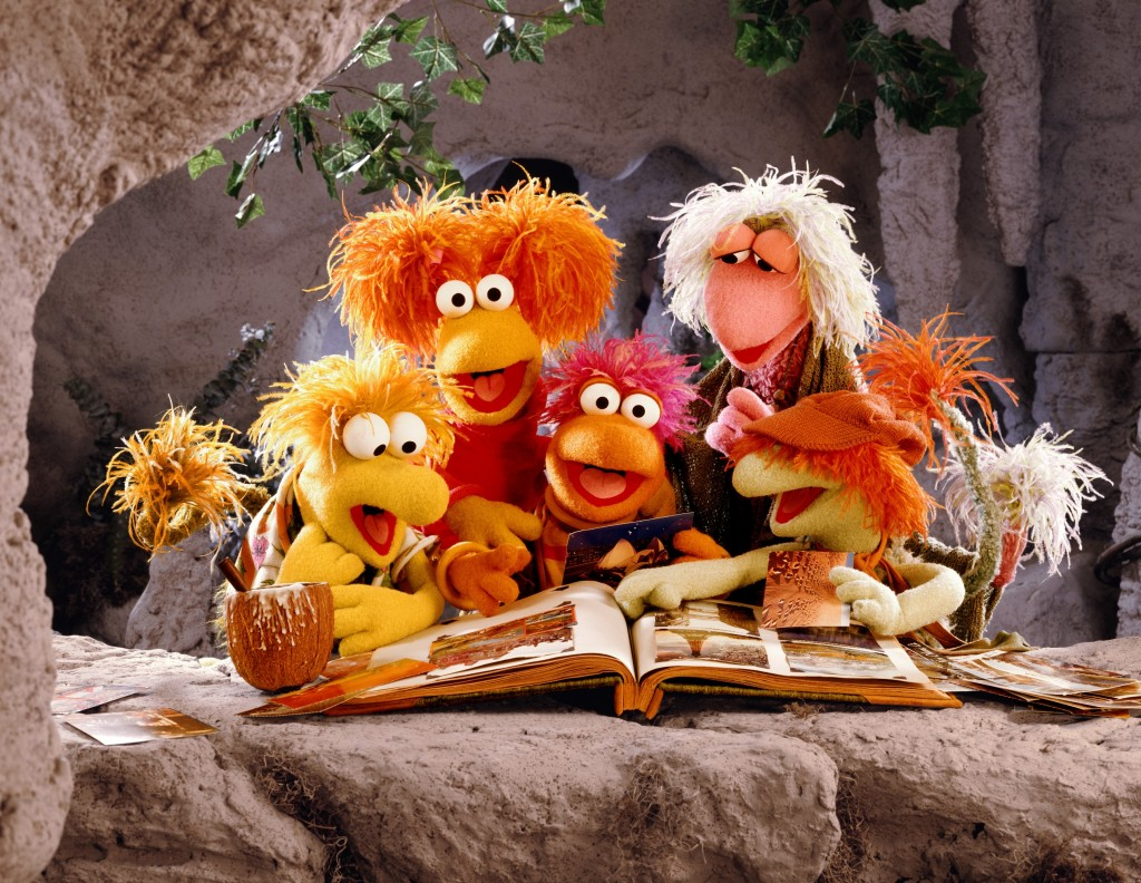 Jim Hensens Fraggle Rock Yes I Am Showing My Age