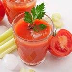 Kale Tomato and Celery Juice