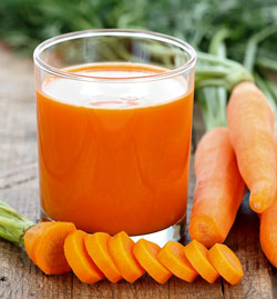 Nutribullet Carrot Juice