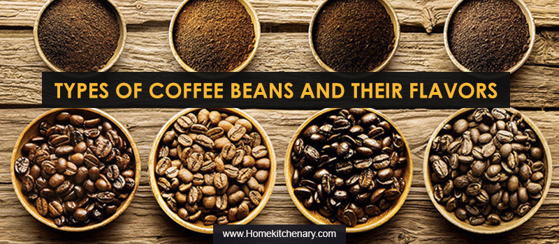 Types of Coffee Beans and Their Flavor