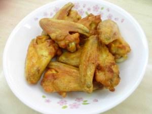 Chicken Wings Fried In Air Fryer
