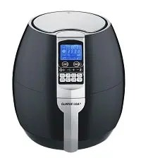 GoWISE USA 8-in-1 Electric Air Fryer with Digital Programmable Cooking Settings