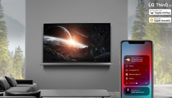 First Look – Samsung TV with Airplay 2 and The Apple TV App