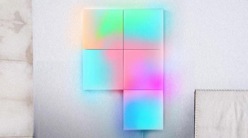 lifx tiles smart lighting homekit