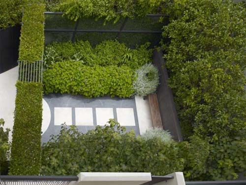 green landscape 2 Green Landscape Design by Lutsko Associates
