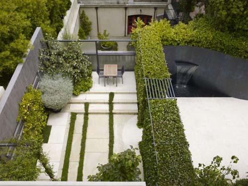 green landscape 3 Green Landscape Design by Lutsko Associates