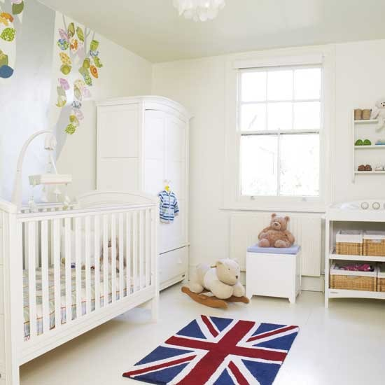 10 nursery decorating ideas for childrens room practical Nursery decorating ideas for Childrens Room