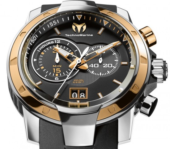 2 luxury watches by technomarine Luxury Watches by TechnoMarine