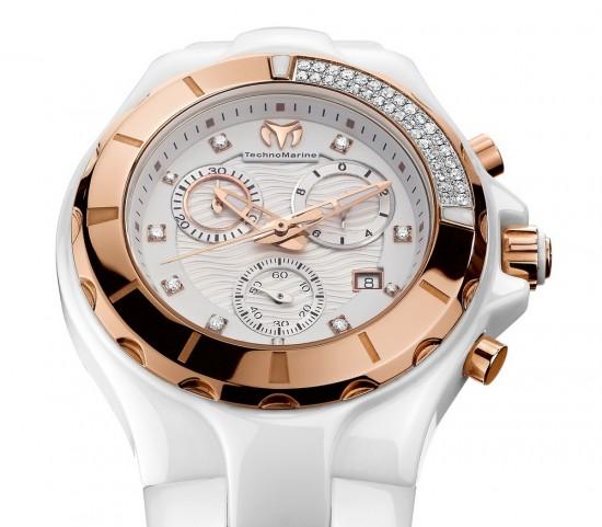 3 luxury watches by technomarine Luxury Watches by TechnoMarine