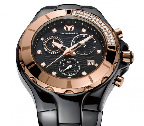 4 luxury watches by technomarine Luxury Watches by TechnoMarine