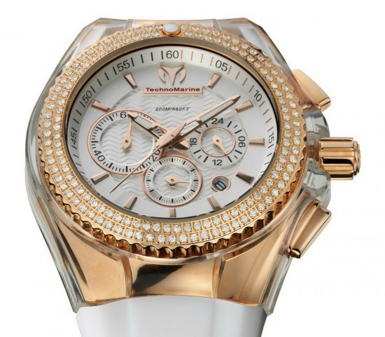 5 luxury watches by technomarine Luxury Watches by TechnoMarine