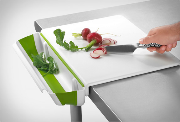 1 cutting board by progressive international Cutting Board by Progressive International