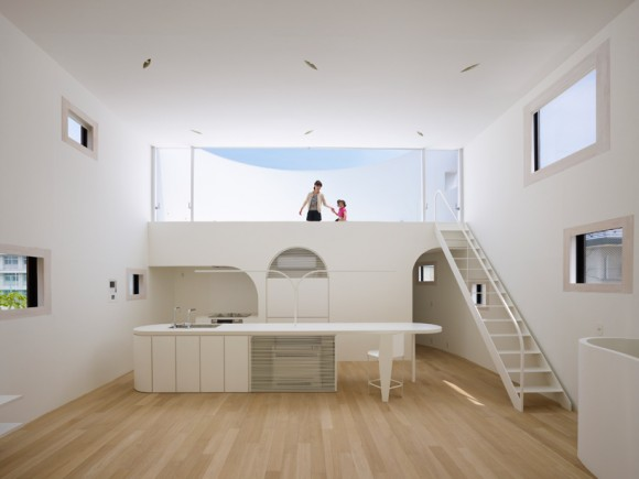 1 light stage house by future studio Light Stage House by Future Studio