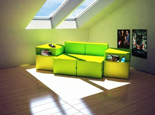 6 modern furniture for small rooms Modern Furniture For Small Rooms
