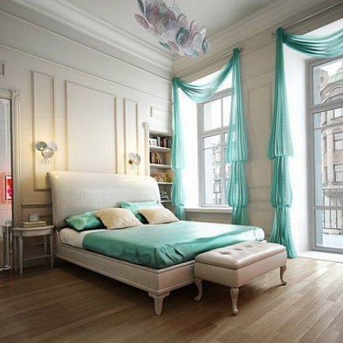 1 romantic bedrooms design Romantic Bedrooms Design
