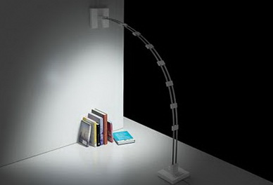 2 geco lamp blends wall floor lamp Geco Lamp Blends   Wall & Floor Lamp