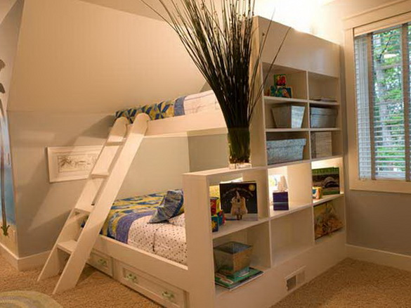 4 space saving bunk beds ideas Space Saving Bunk Beds Ideas