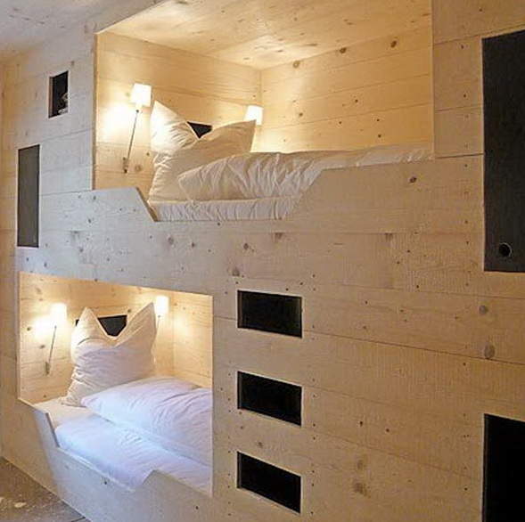 5 space saving bunk beds ideas Space Saving Bunk Beds Ideas