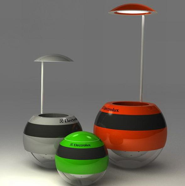 3 smart hydroponic garden gadget by electrolux Smart Hydroponic Garden Gadget by Electrolux