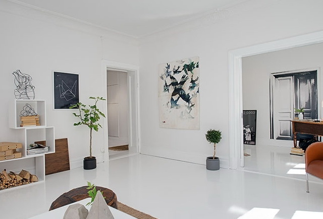 Spacious Apartment In An Old House Built In 1904 Home