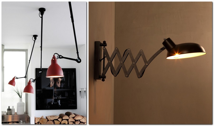 5 Non-Trivial Decorative Lighting Ideas | Home Interior ... on Decorative Wall Sconces Non Lighting id=75055