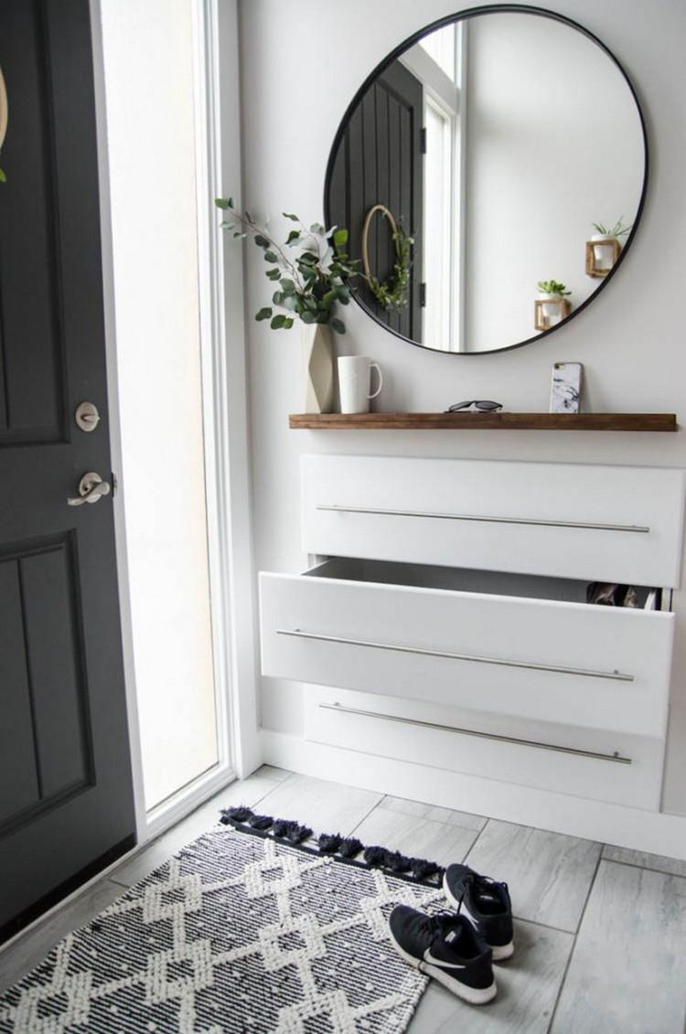 Shoe Storage Ideas Most Simple Amp Ergonomic Hallway