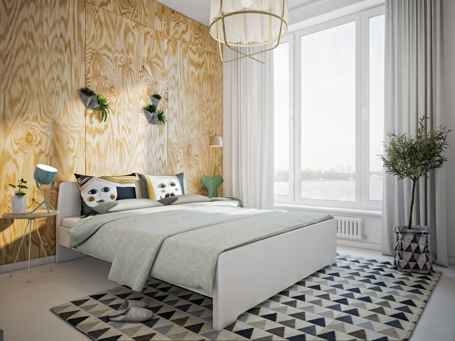 Unhackneyed Approach To Scandinavian Style In Moscow
