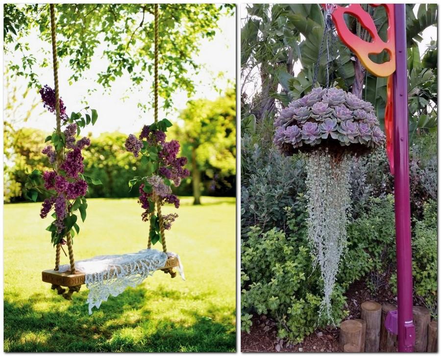 30 Garden Décor Ideas - Easy & More Comprehensive | Home ... on Garden Decor Ideas  id=75298