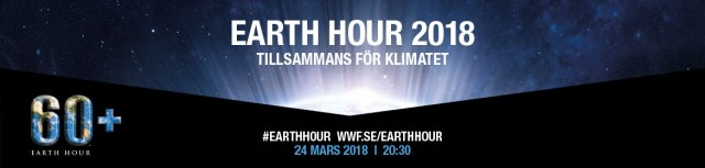 Actualités Earth Hour 2018